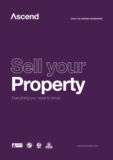 Your guide to selling your property