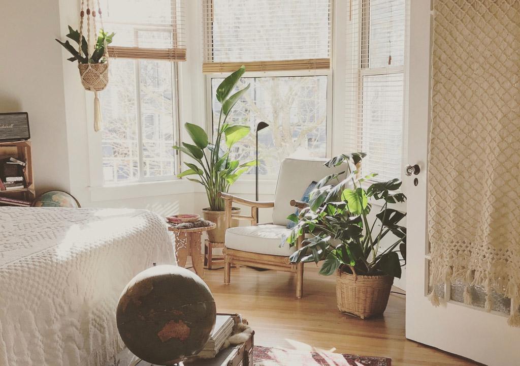 tidy apartment
